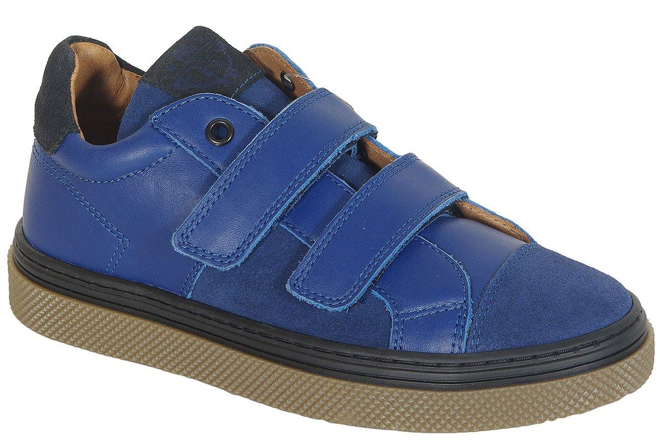 Primigi 44246 sneakers nappa scamosciato bluet