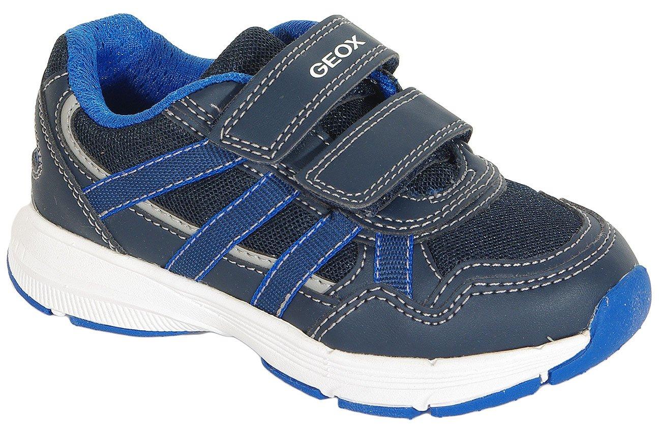 GEOX Hoshiko A sneakers mesh+geobuck navy/royal