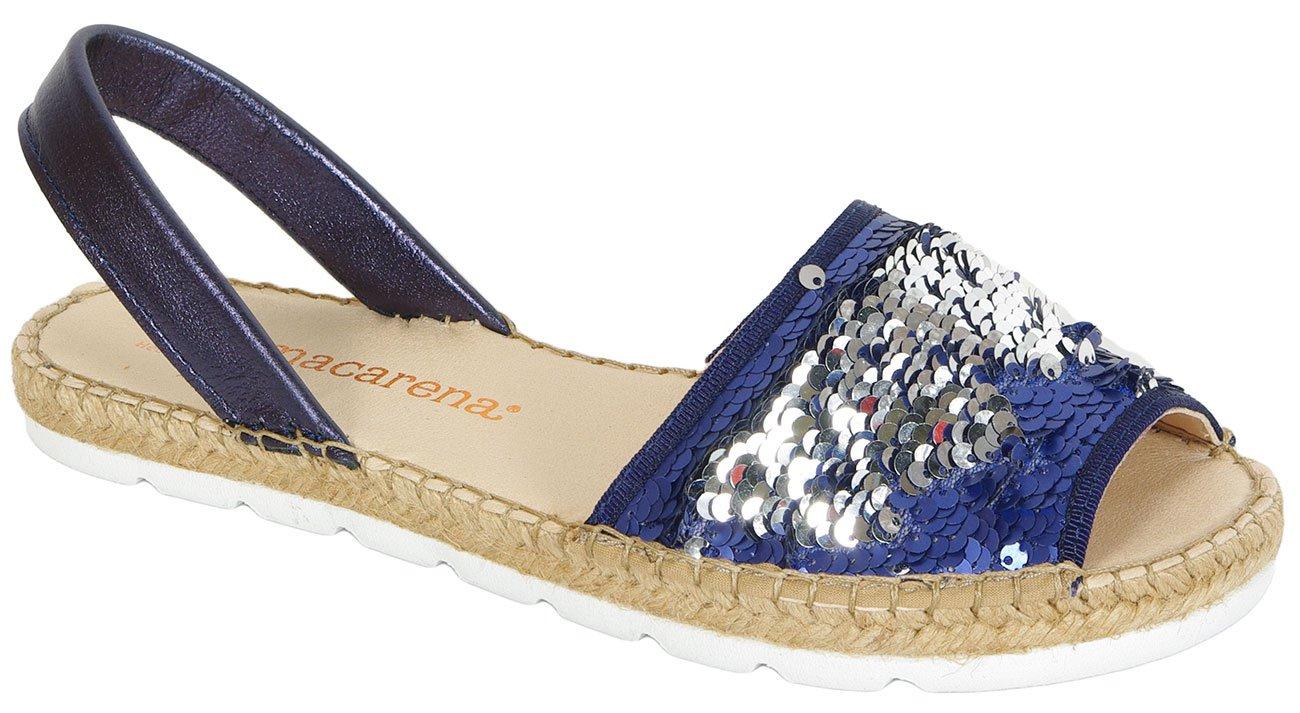 Macarena Sonia4 Jeans/Azul sandały