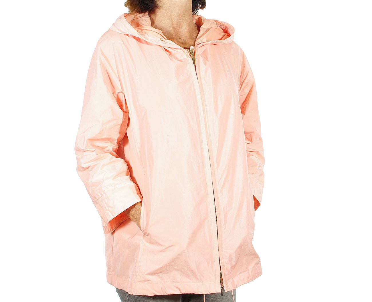 GEOX W8220Q kurtka woman jacket bright salmon