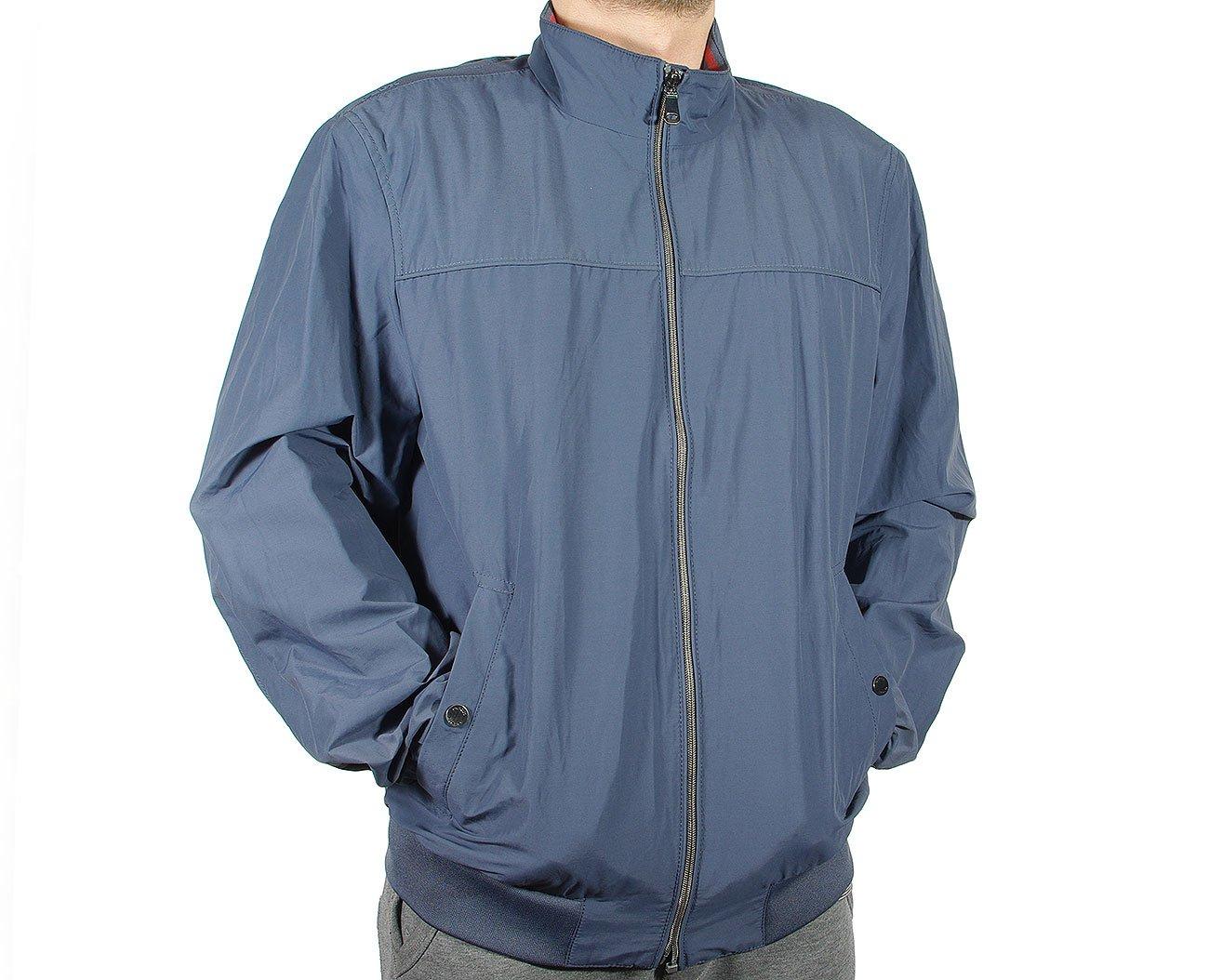 GEOX M8220D kurtka man jacket vintage indigo