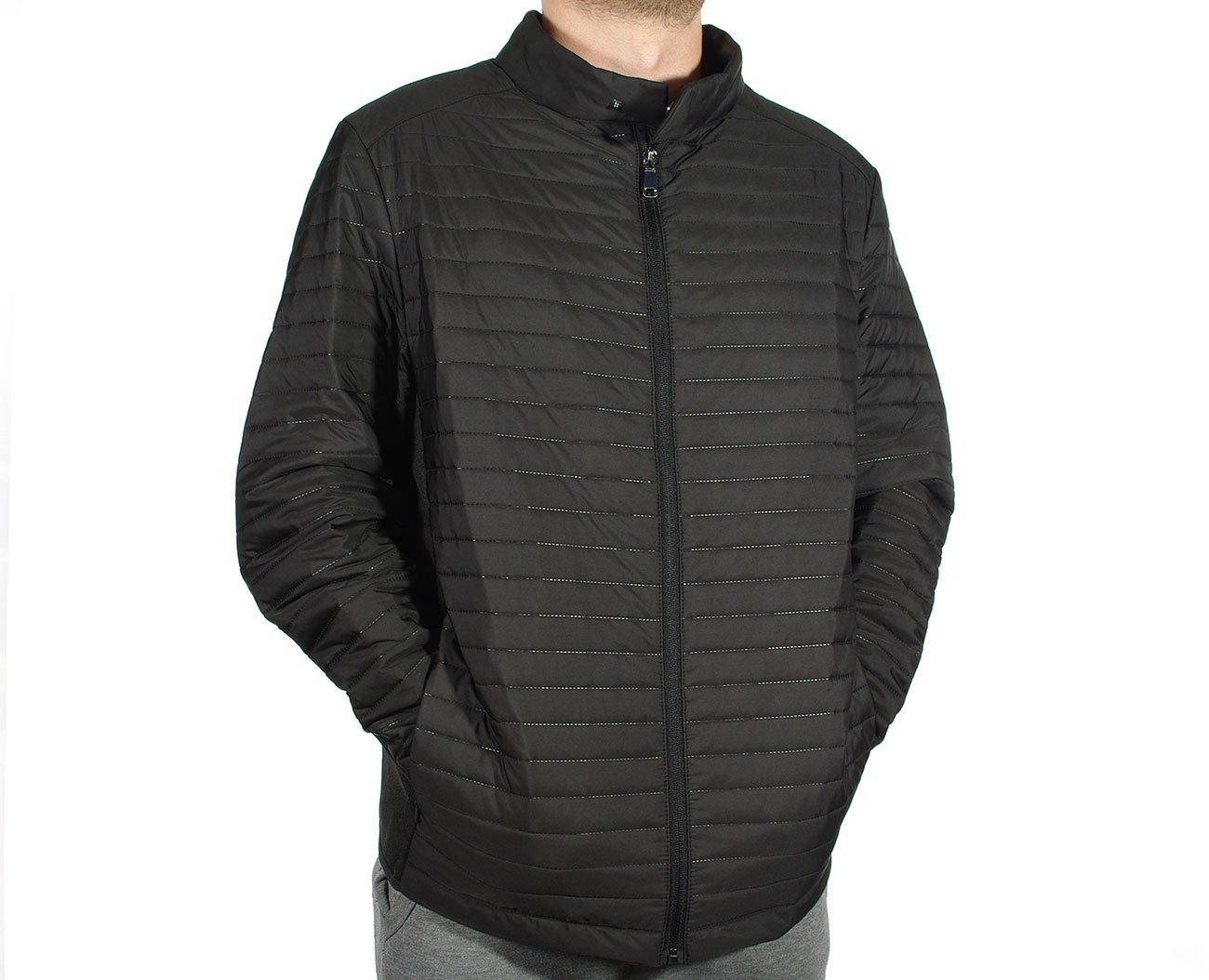 GEOX M8223M kurtka man jacket black