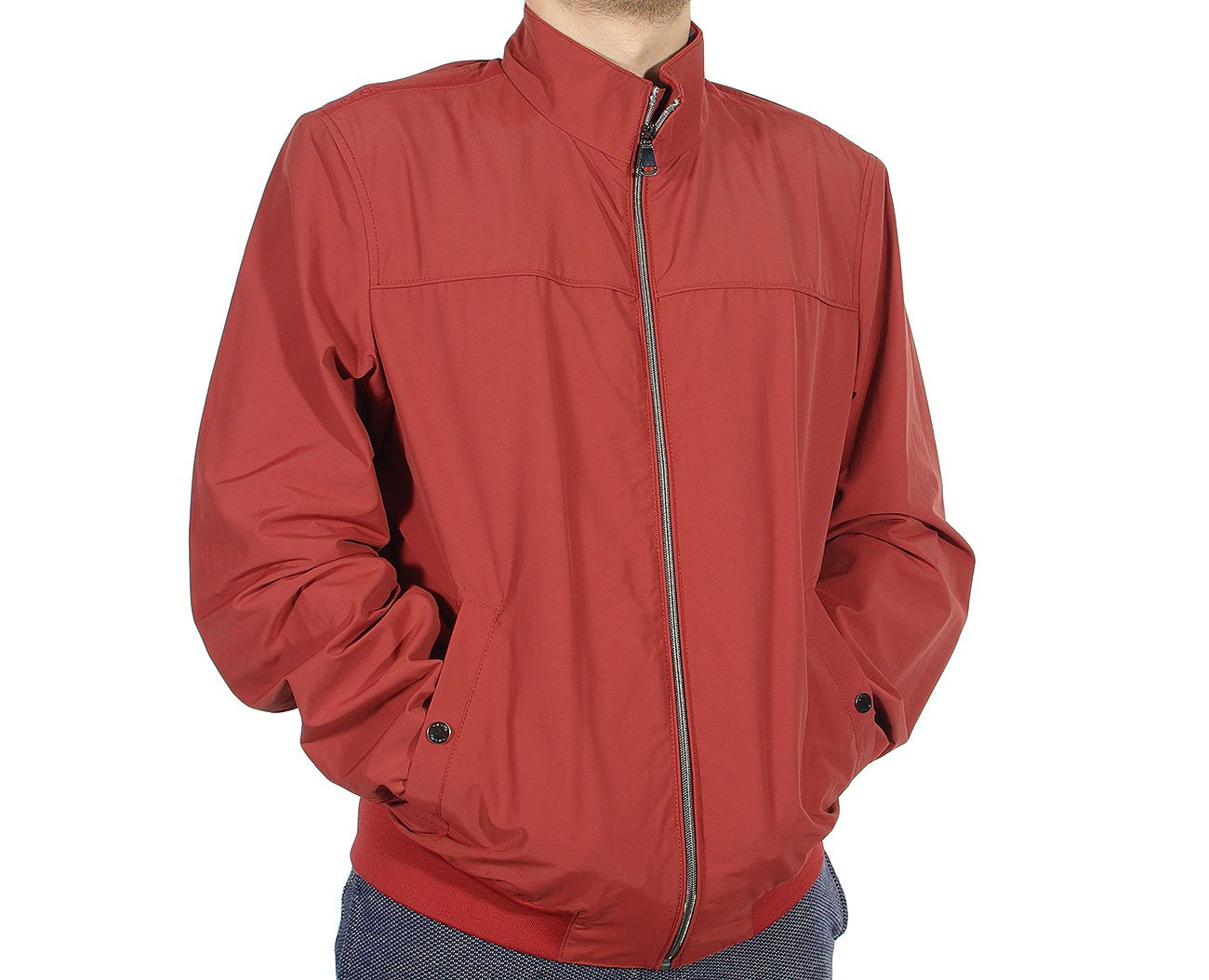 GEOX M8220D kurtka man jacket rosewood red