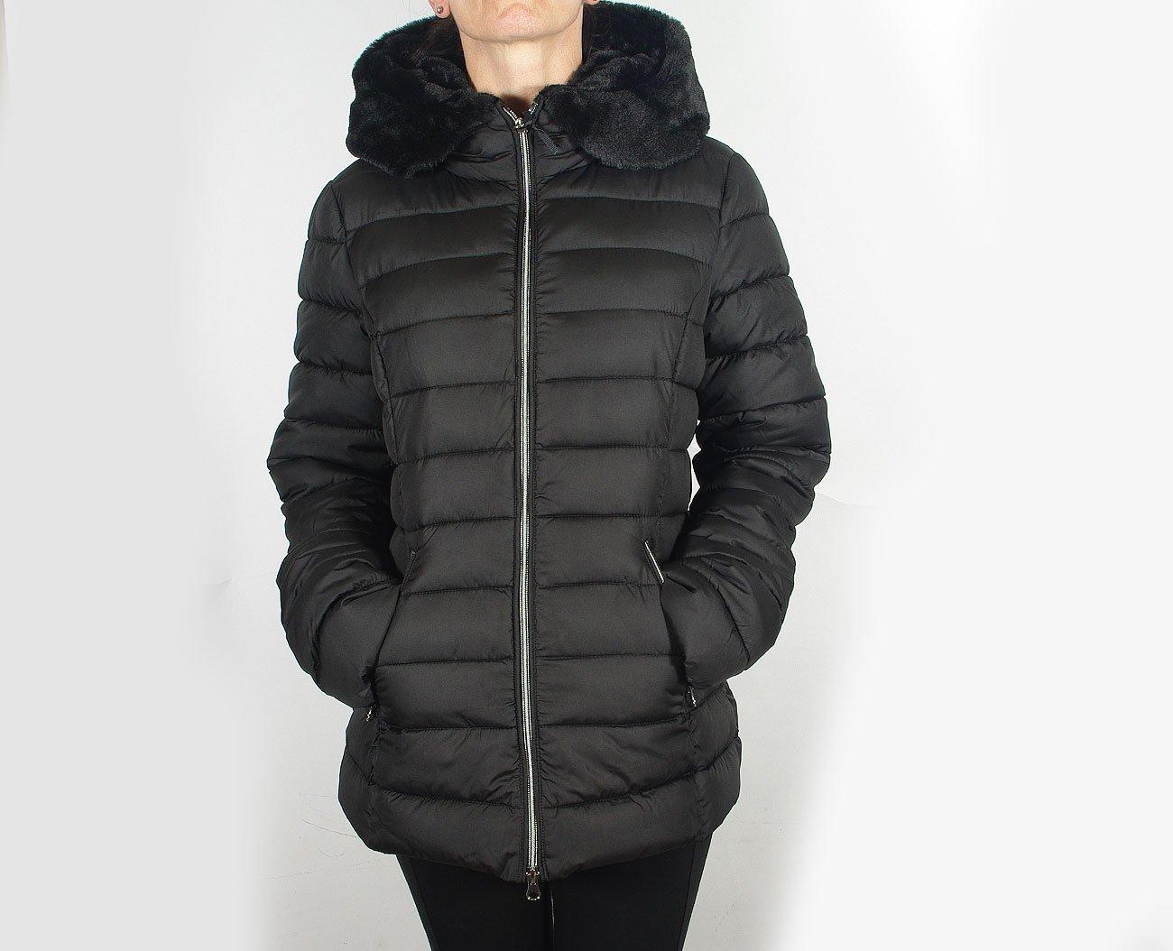 Evita Cloe kurtka microfibra czarny