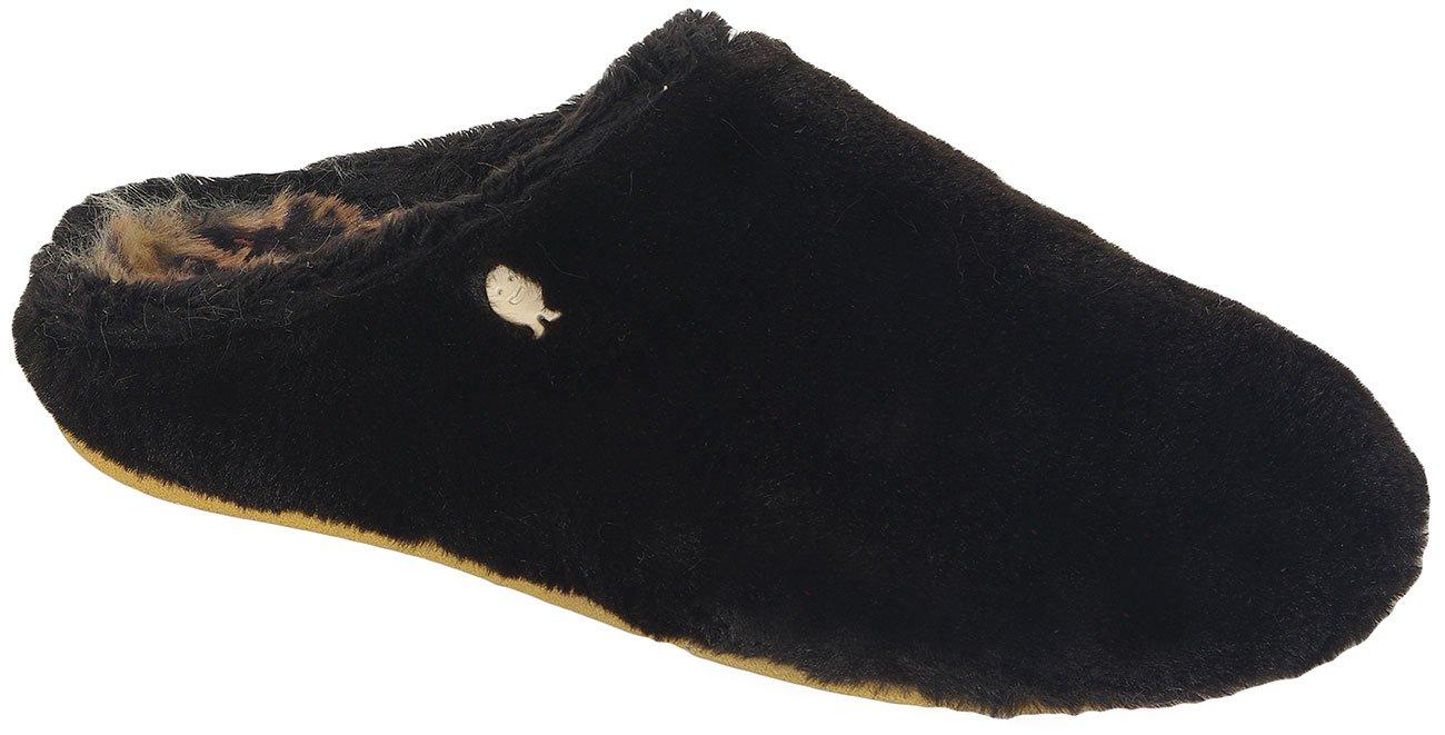 Gioseppo Unalaska obuwie domowe black