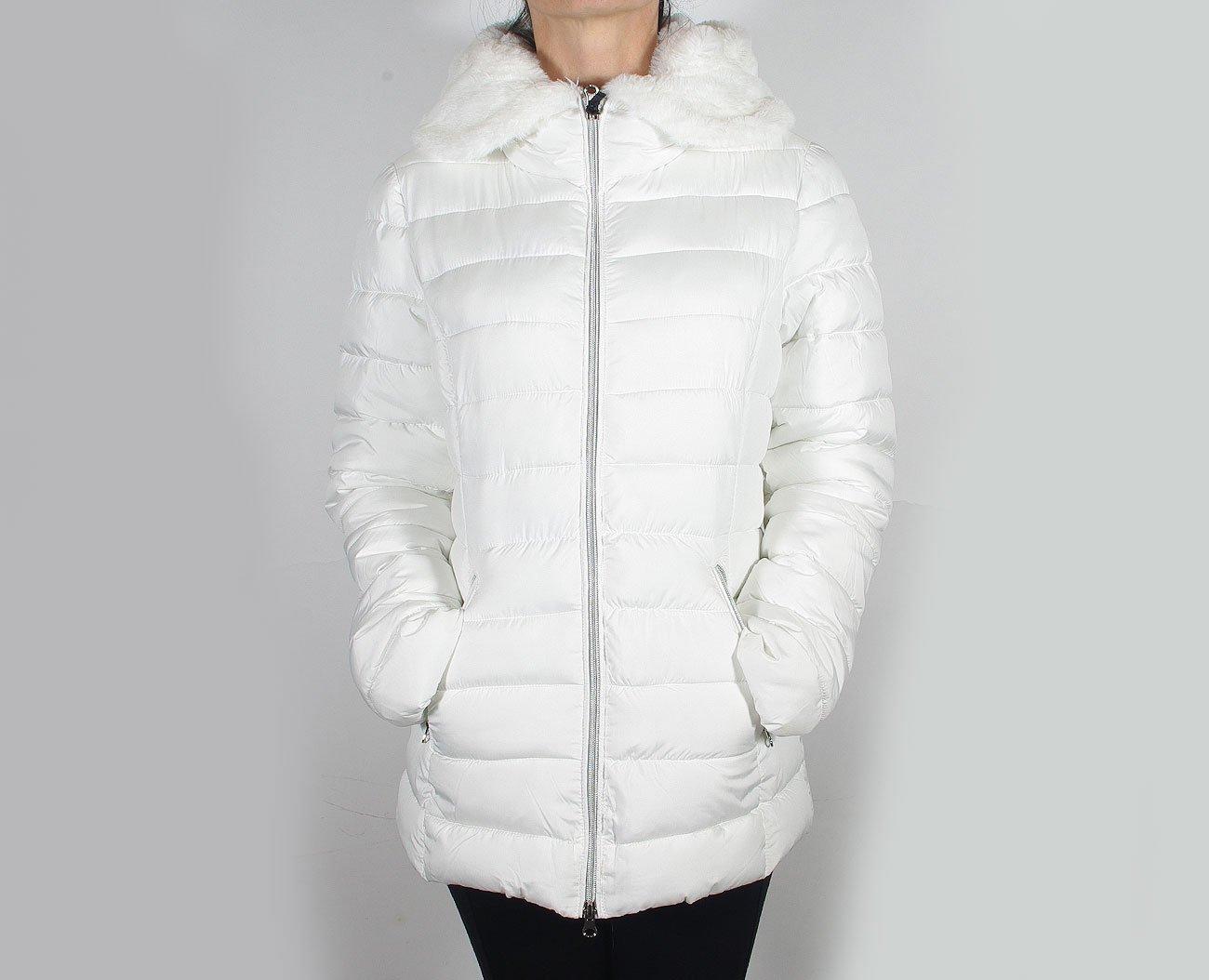 Evita Cloe kurtka microfibra biały