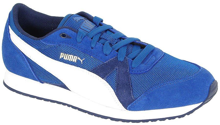 PUMA TF-RACER MESH 358274 LIMOGES-WHITE-PEACOAT SPORTOWE