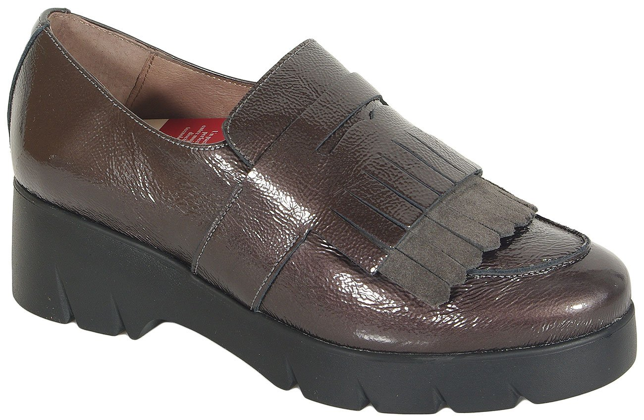 Wonders 4746 Fly loafers lack gris