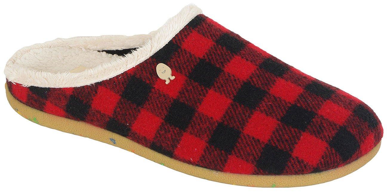 Gioseppo Juneau obuwie domowe red