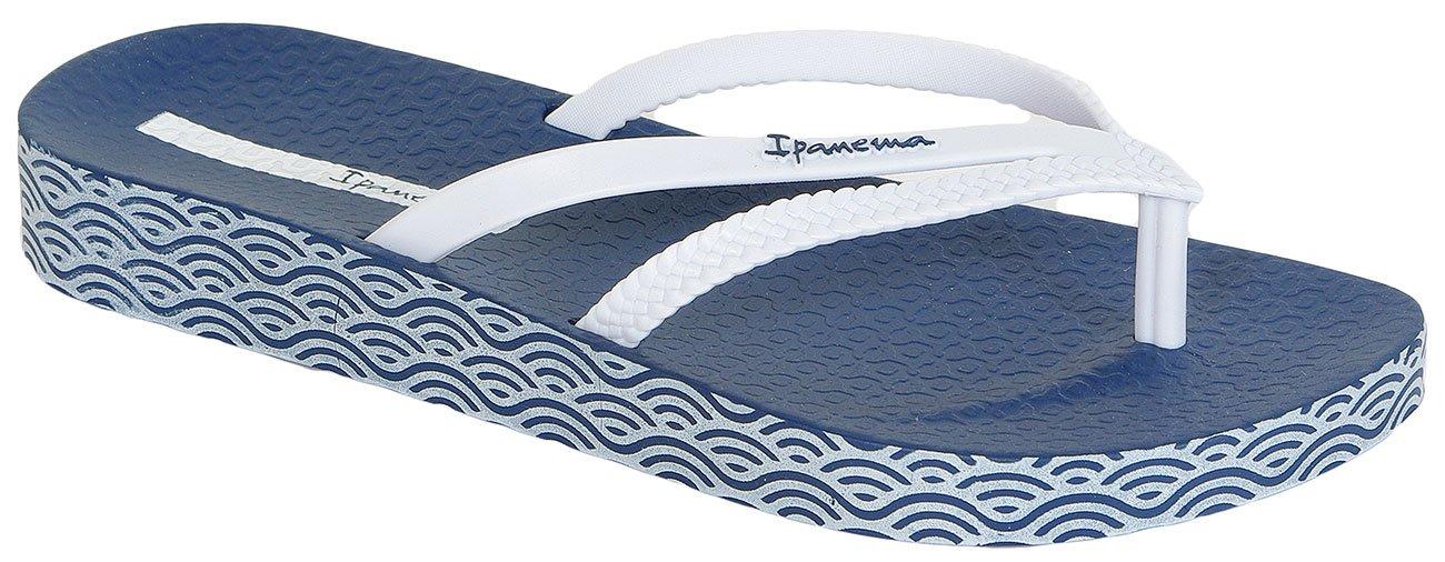 Ipanema Bossa Soft Fem Blue/White japonki