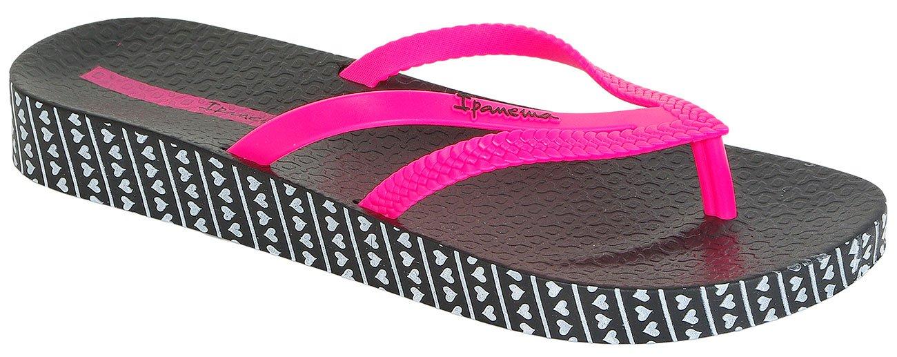 Ipanema Bossa Soft Fem Black/Pink japonki