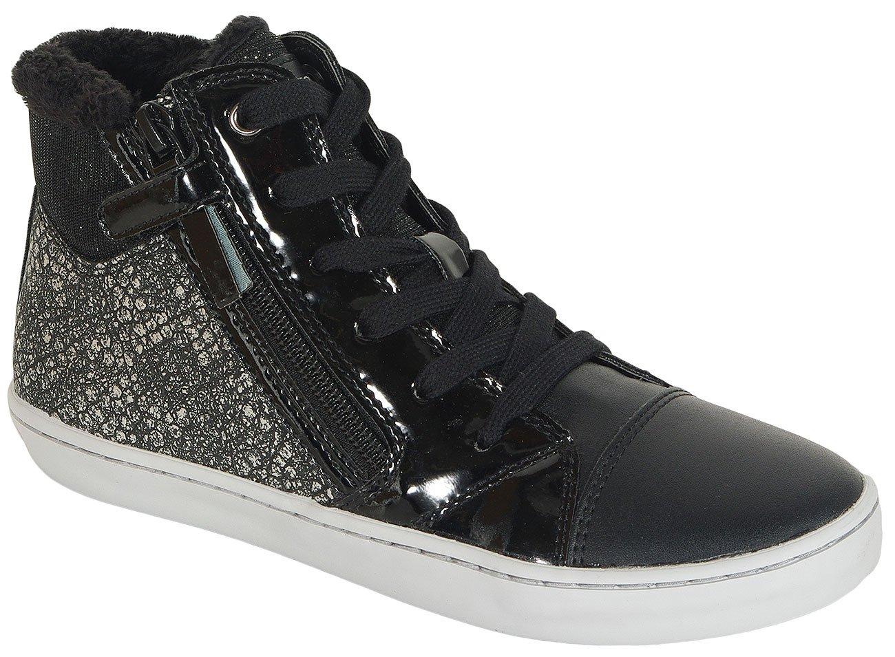 GEOX Gisli B sneakers GBK black