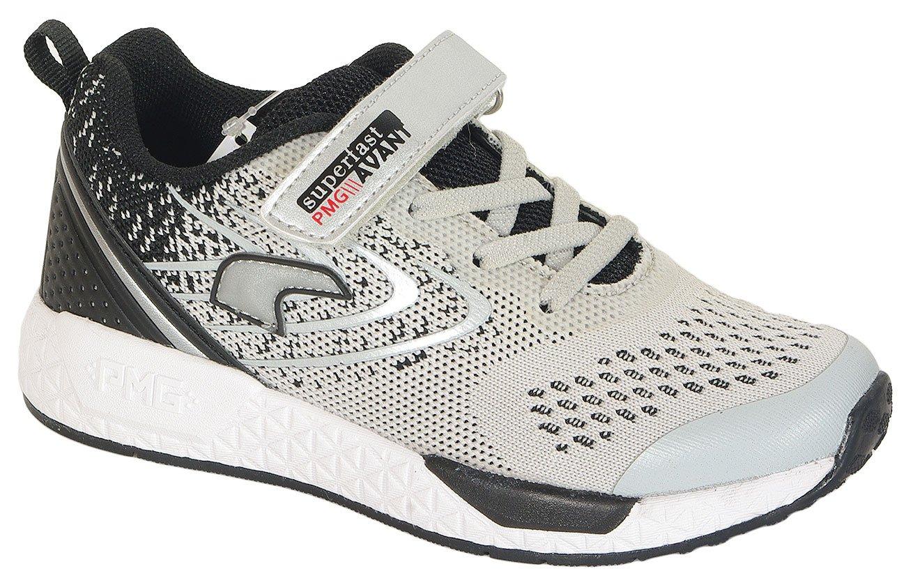 Primigi 44568 sneakers t.maglia tech grigio