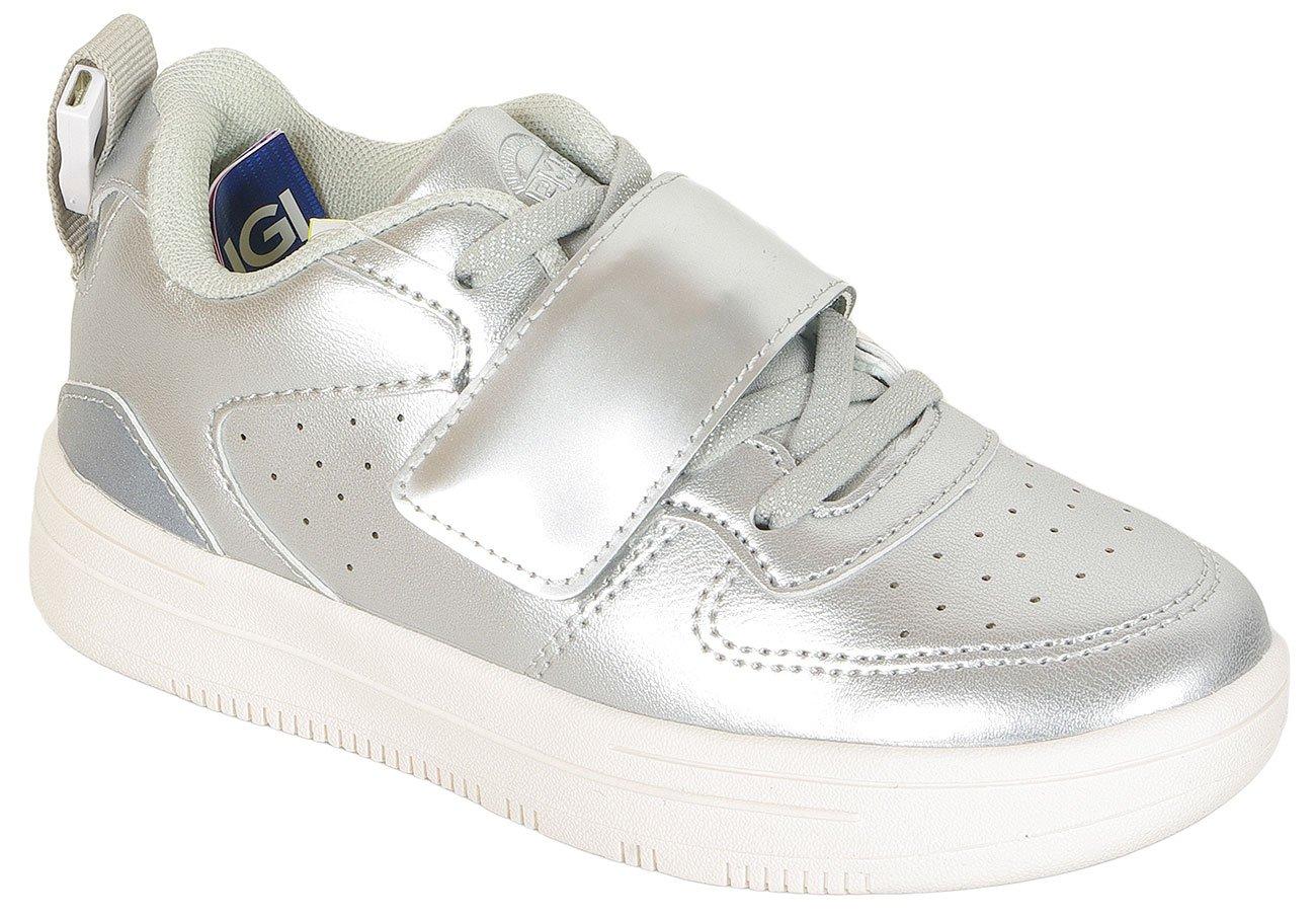 Primigi 44634 sneakers nappa argento