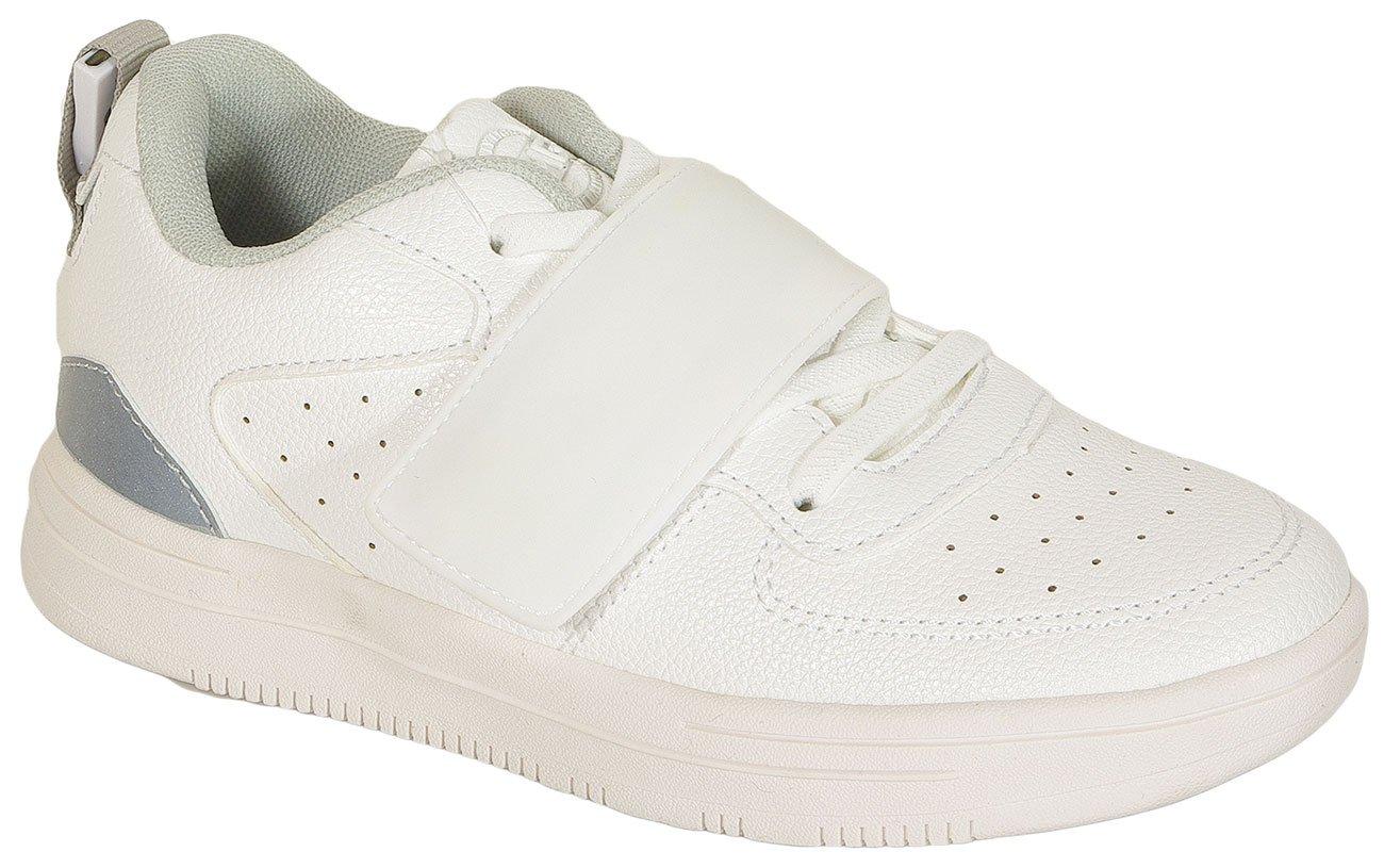 Primigi 44634 sneakers nappa bianco
