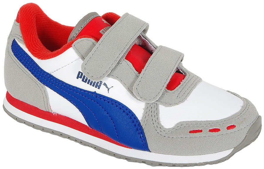 PUMA CABANA RACER SL V 351980 DRIZZLE-WHITE-SURF THE WEB