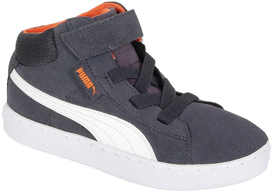 PUMA 1948 MID V 359067 PERISCOPE-WHITE SNEAKERS