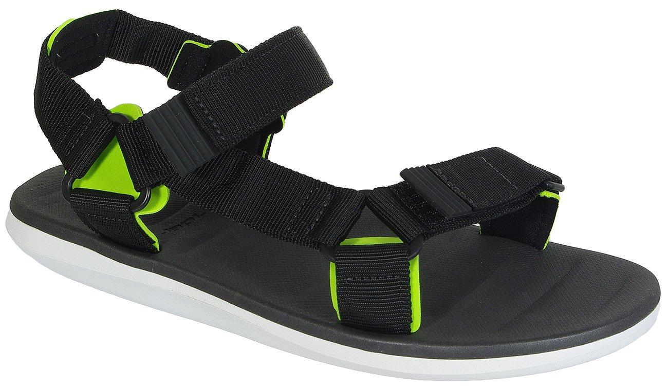 Rider Rx Sandal Ad White/Black/Green sandały