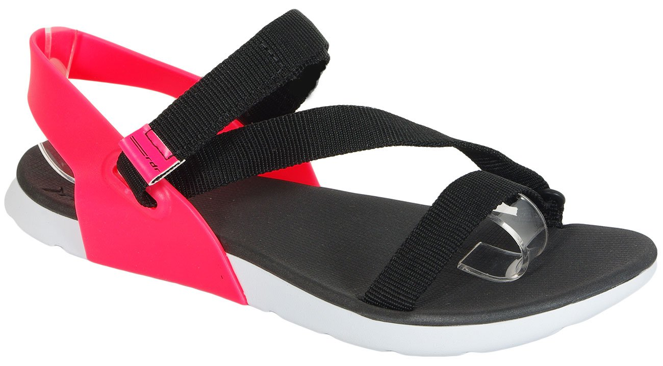 Rider Rx Sandal Fem White/Black/Pink sandały