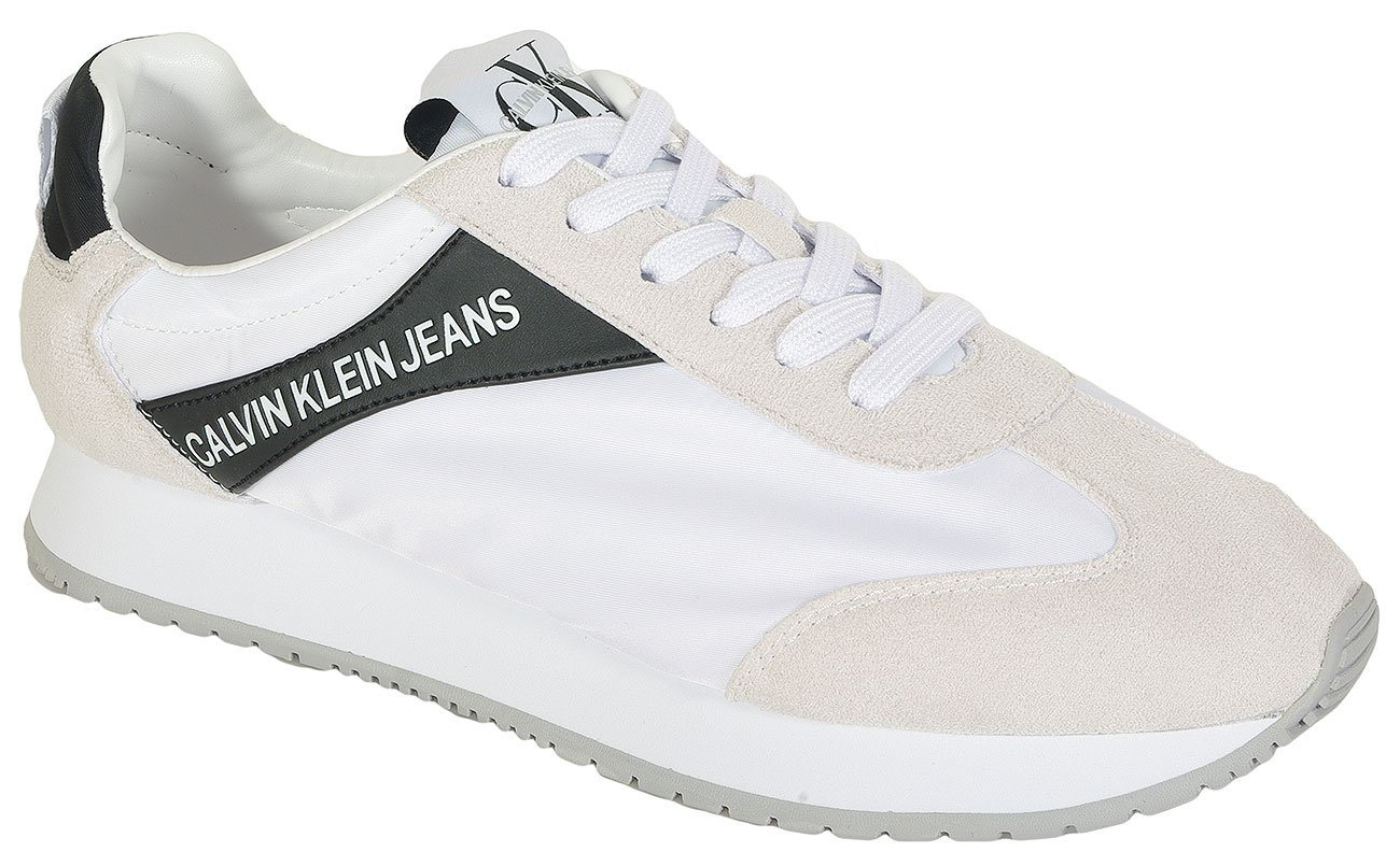Calvin Klein Jeans Jerrold sneakers Low Top Lace Up -nylon