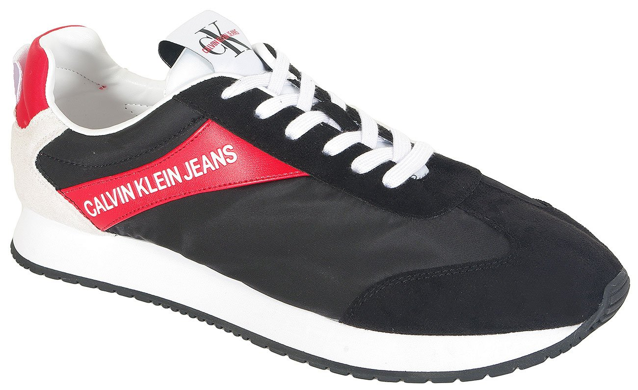 Calvin Klein Jeans Jerrold sneakers Low Top Lace Up - Nylon
