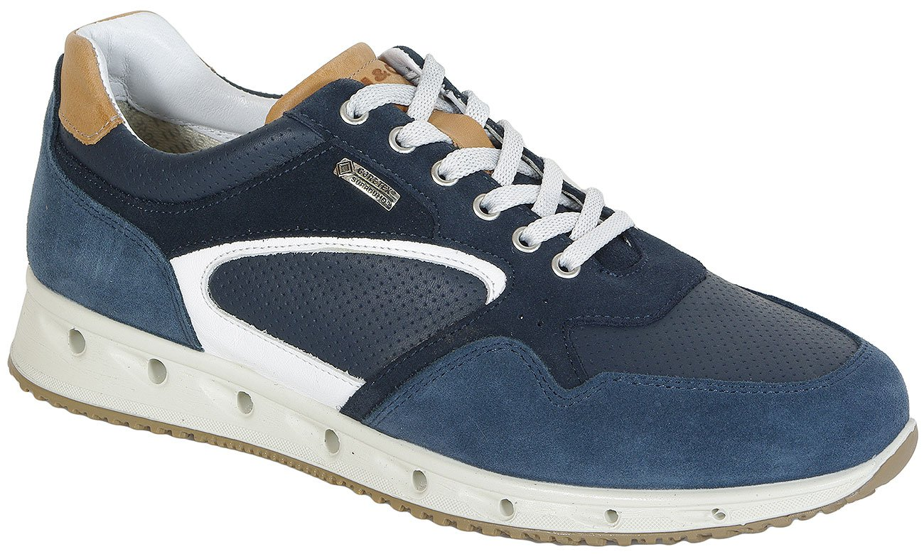 igi&co Laser Surround Gtx Scamoscio Soft/Navy/Blu sneakers