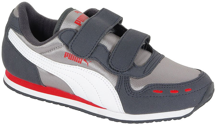 PUMA CABANA RACER MESH V 356373 PERISCOPE-DRIZZLE-WHIT SPORT
