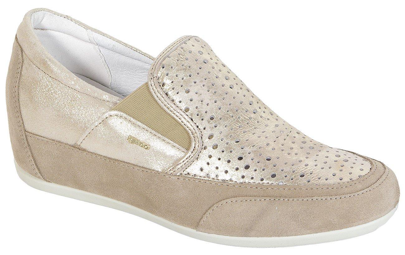 igi&co Serena Scamscio/Capra Visone/Taupe sneakers