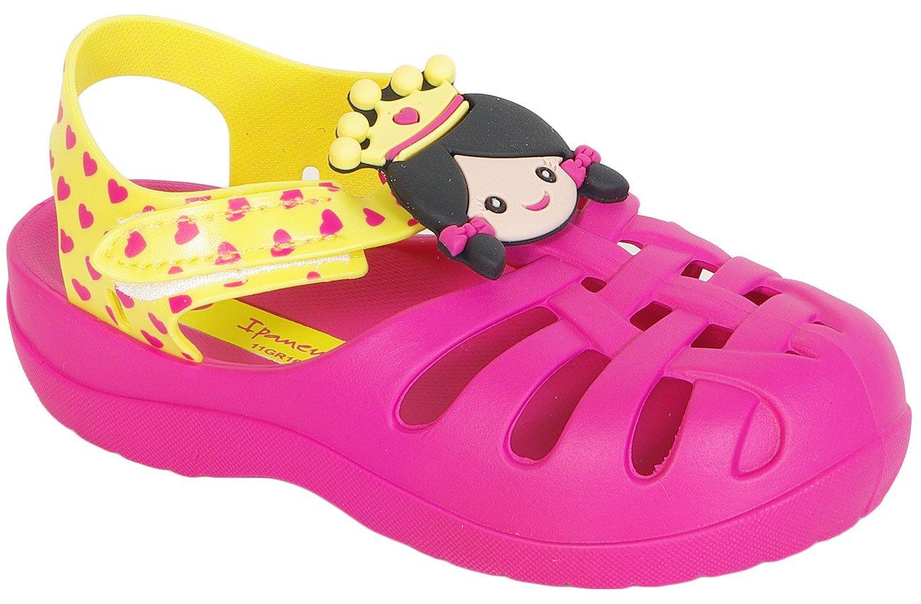 Ipanema Summer III Baby Pink/Yellow sandały