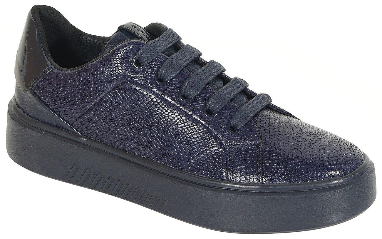 GEOX Nhenbus D sneakers pr. buffalo navy/dk. navy