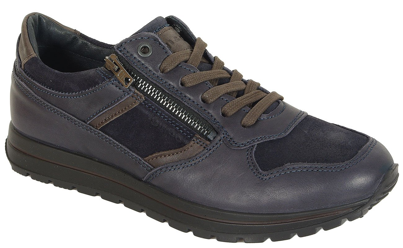 igi&co Stroll sneakers vitello blu