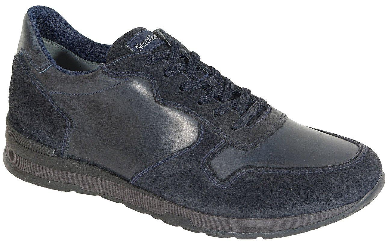 NeroGiardini A800460U sneakers camosio/kenia blu