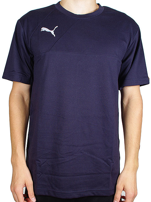 PUMA ESQUADRA LEISURE T-SHIRT 654384 BLUE KOSZULKA