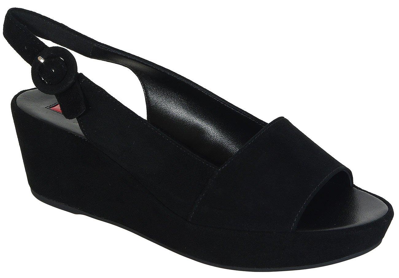 Hogl 3202 Samtkid Back sandały