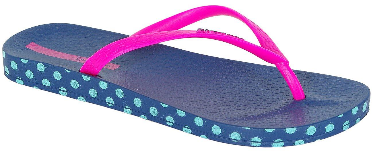 IPANEMA ANATOMICA SOFT FEM 81890 BLUE/PINK KLAPKI