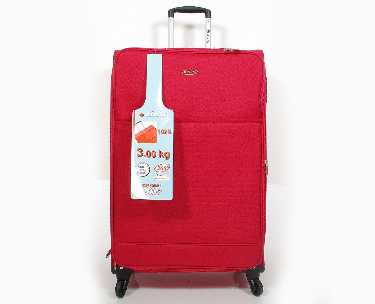 Dielle 785 walizka big rosso