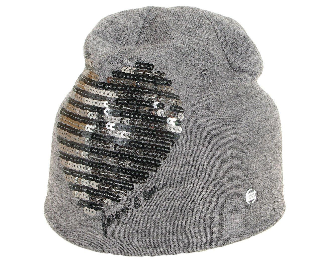 Hat You 2891 czapka serce giorgio