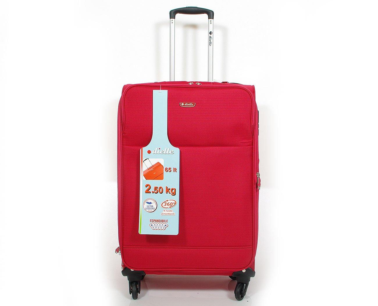 Dielle 785 Medium L Rosso walizka