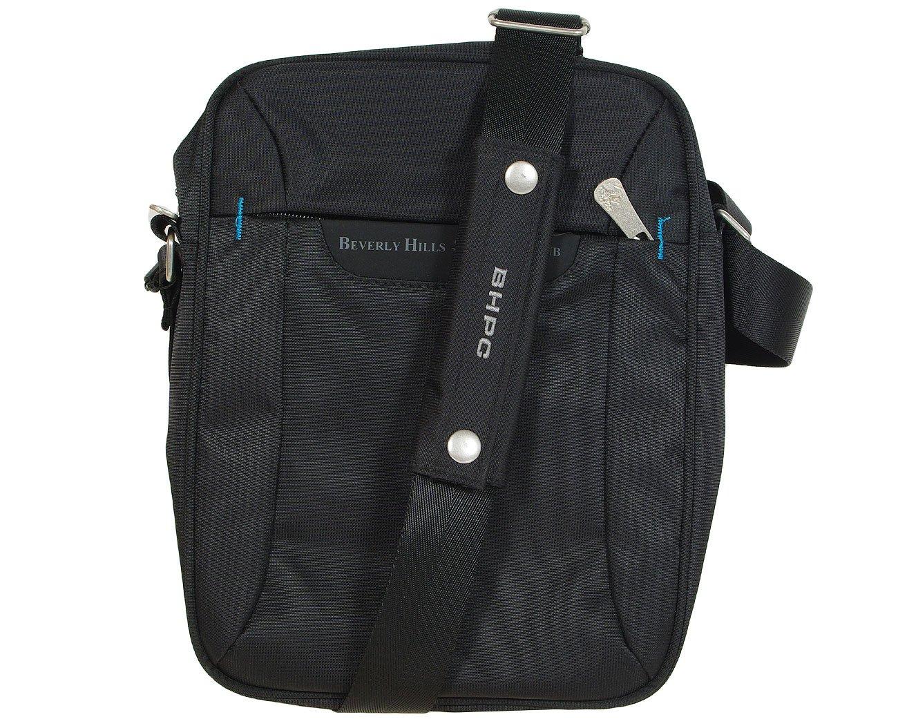 Beverly Hills Polo Club Detroit torba na ramię nero