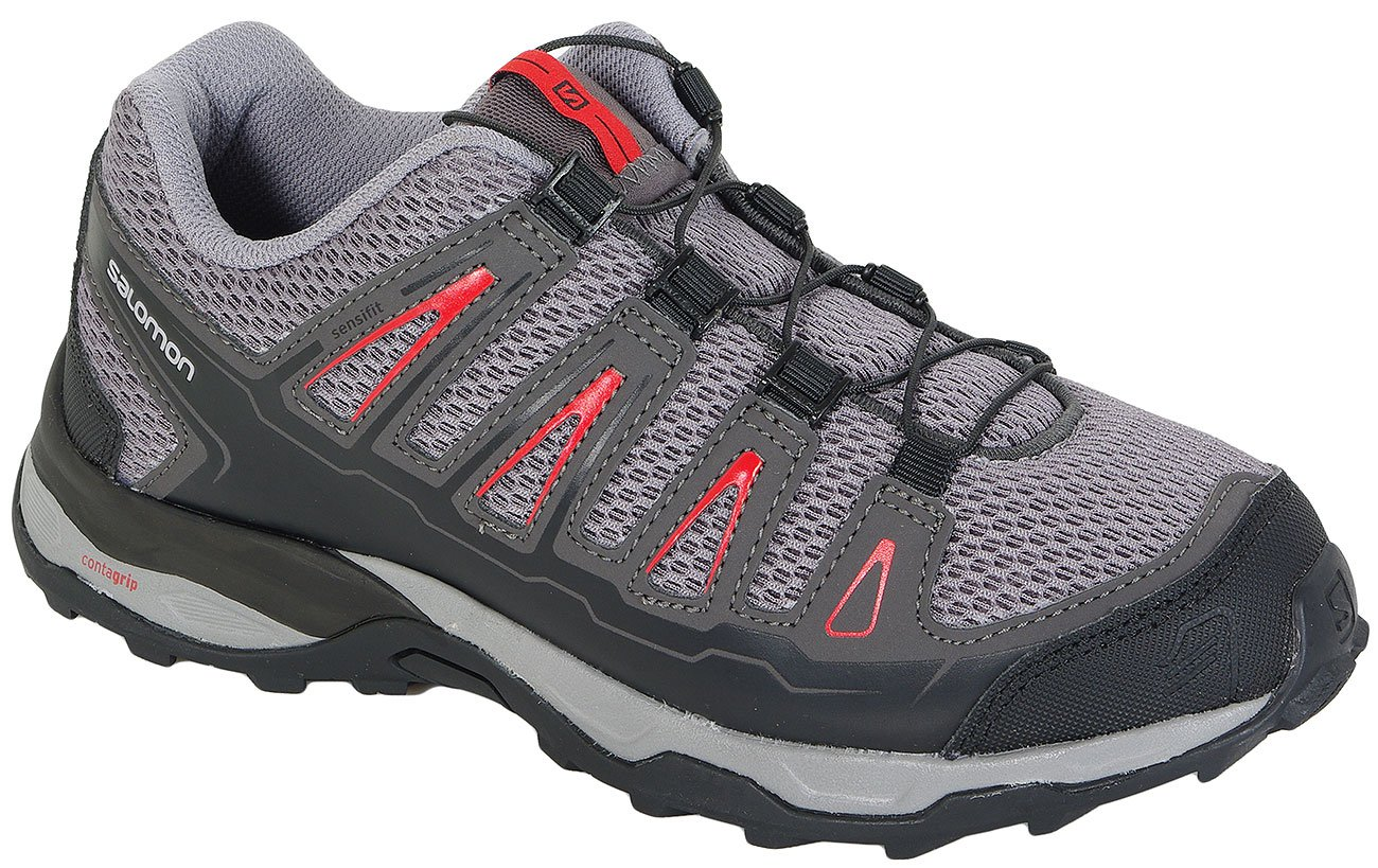 SALOMON X-ULTRA J 370778 DETROIT/AUTOBAHN/RD HIKING