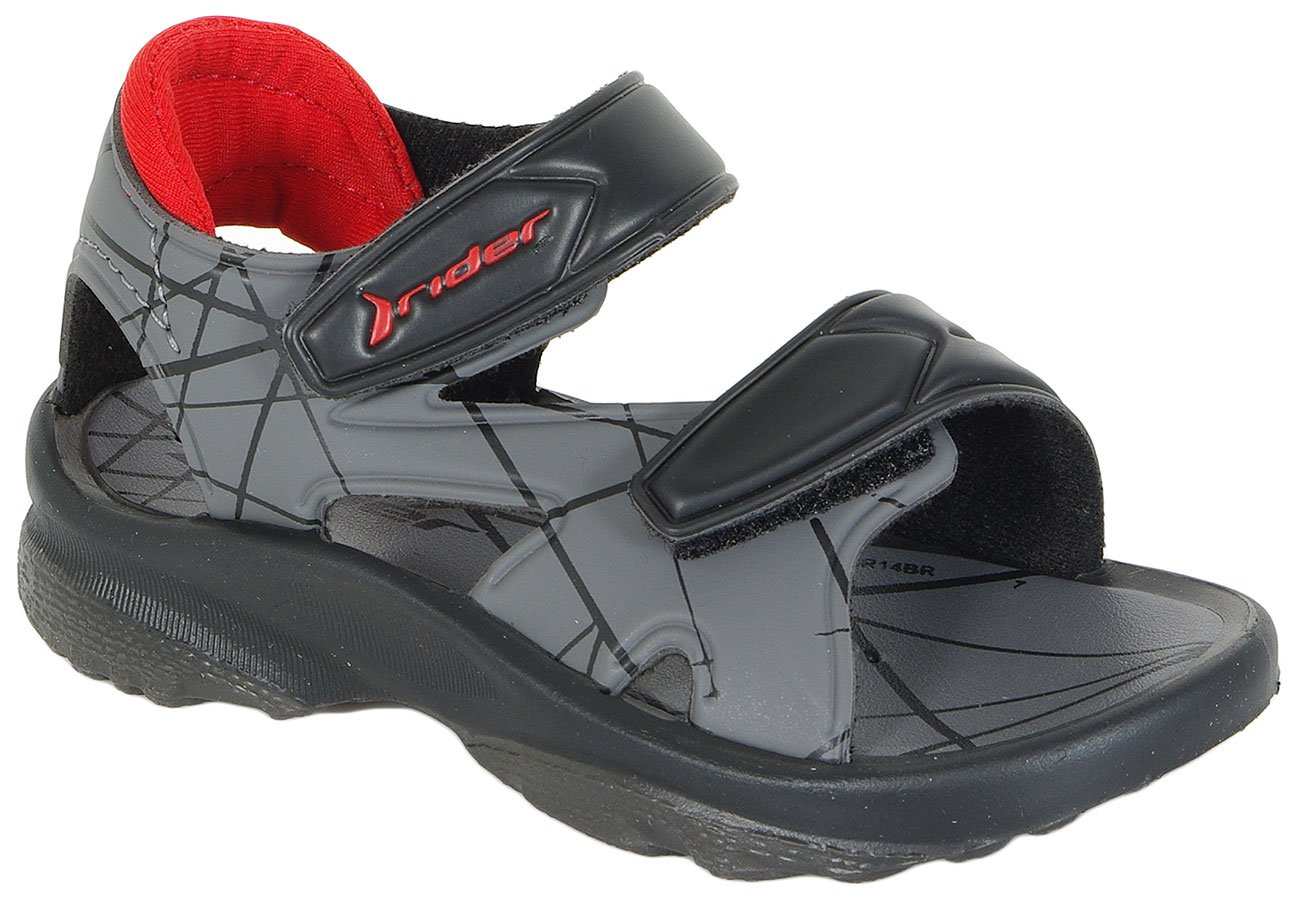 RIDER K2 TWIST IV BB 81488 GRAY/BLACK/RED SANDAŁY