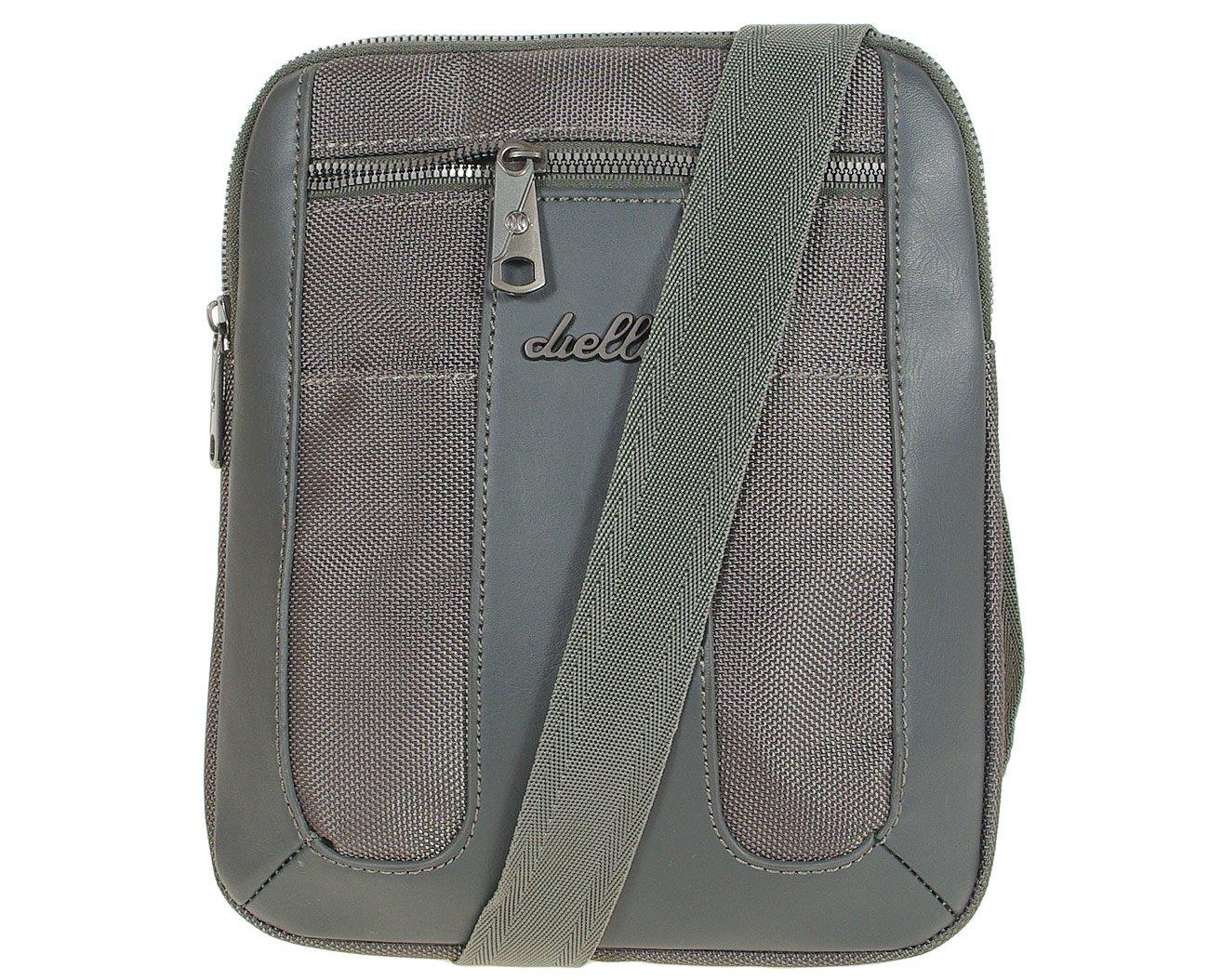 Dielle 7640 torba na ramię grigio