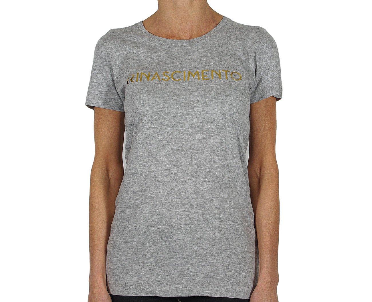 Rinascimento 88554 t-shirt maglietta grigio