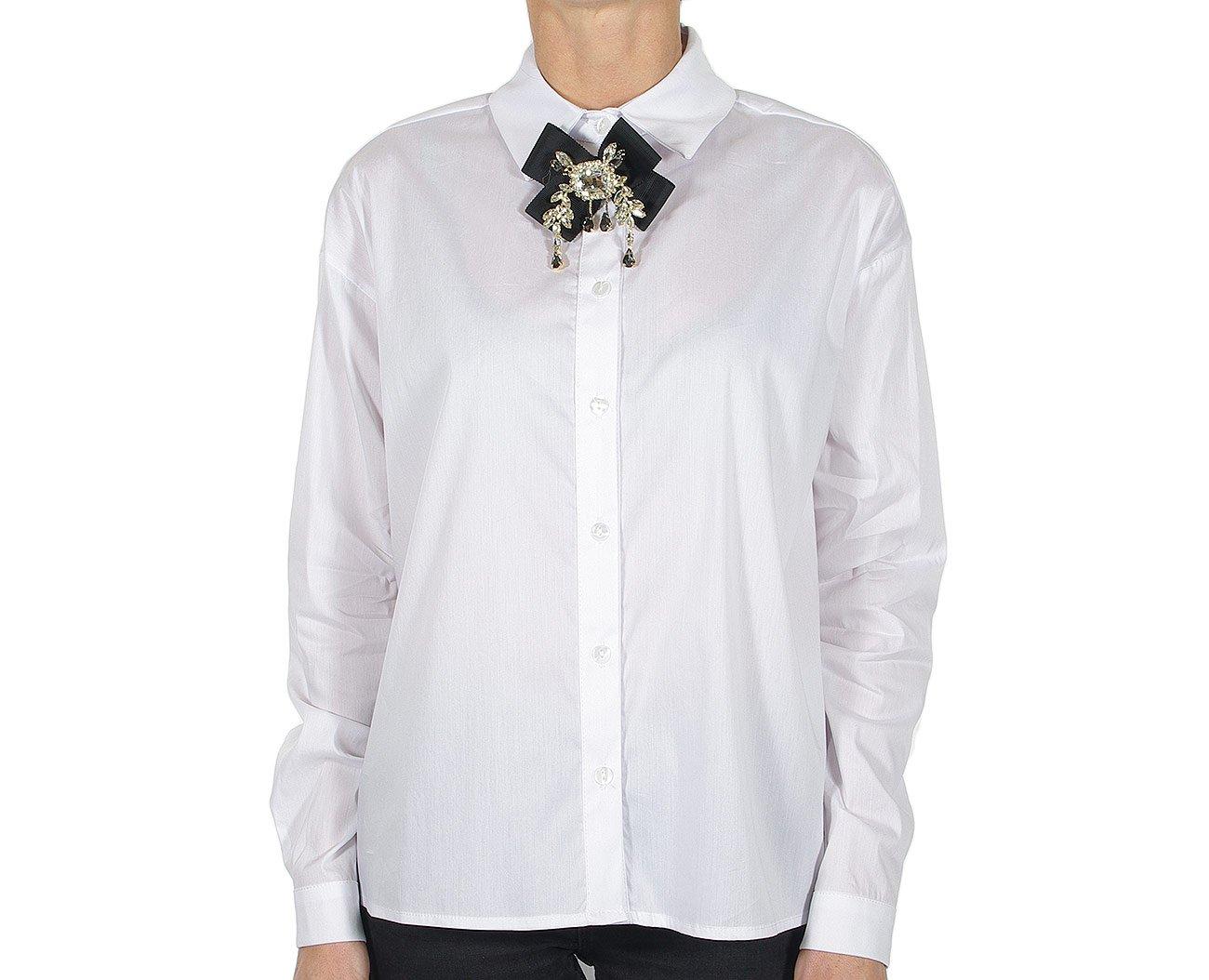 Rinascimento 89003 koszula camicia bianco