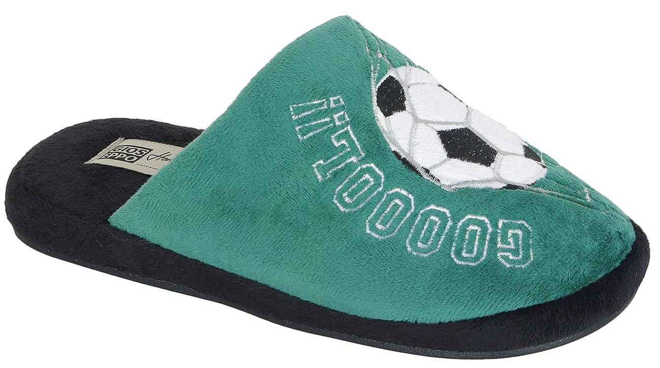 Gioseppo 40814 obuwie domowe green