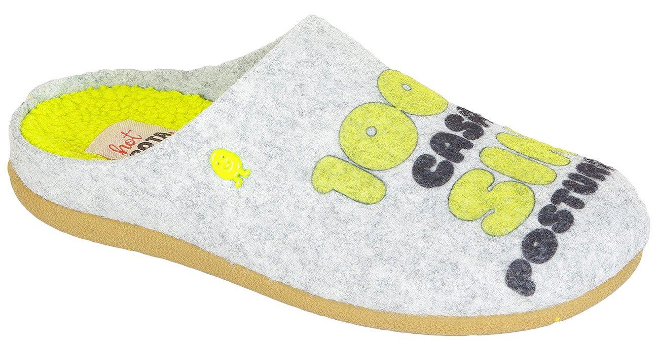 Gioseppo 41412 obuwie domowe hot potatoes gris