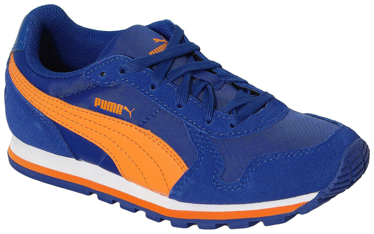 PUMA ST RUNNER NL JR LIMOGES-VIBRANT ORANGE 358770 SNEAKERS