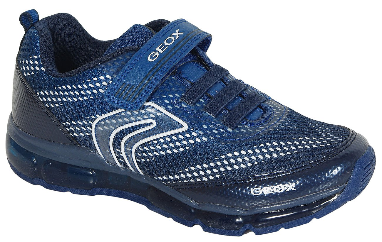 GEOX Android B sneakers Mesh+Pr.DBK Navy/Avio