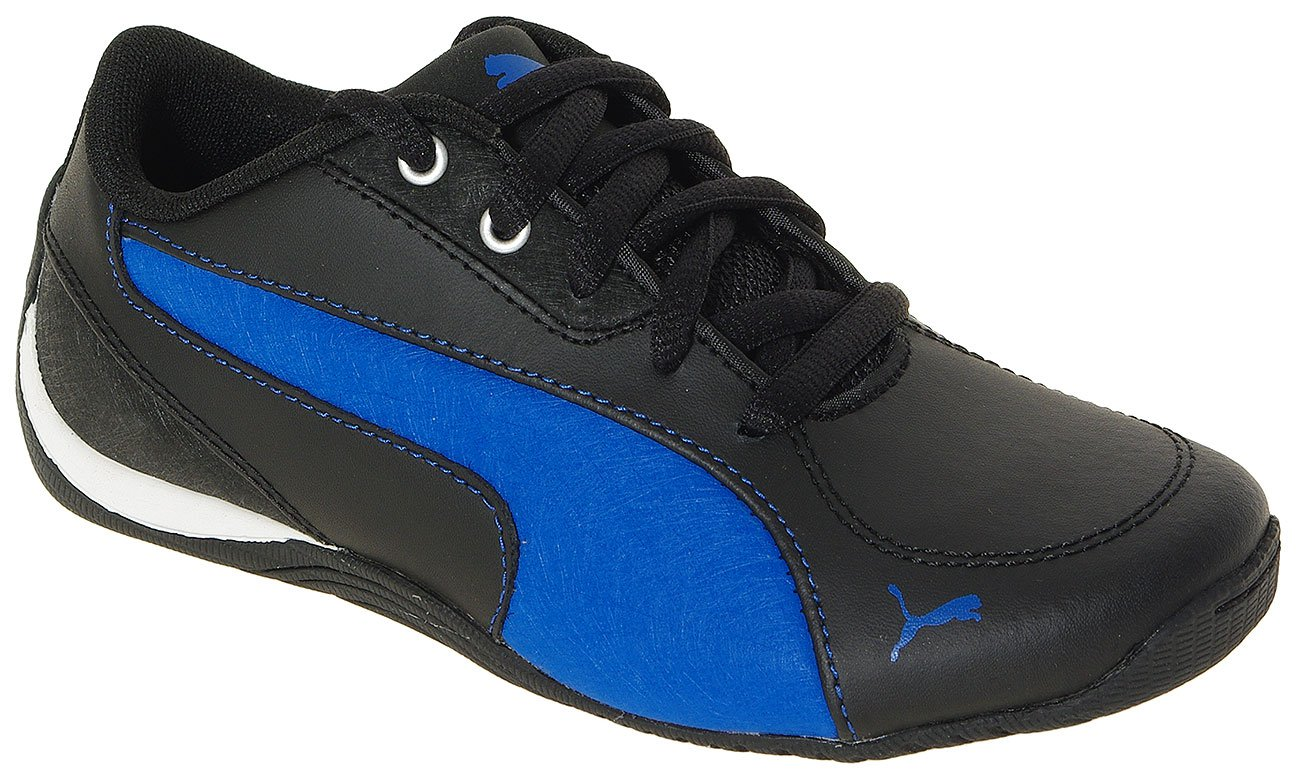 PUMA DRIFT CAT 5 L NU JR BLACK-PUMA ROYAL 360967 SPORTOWE