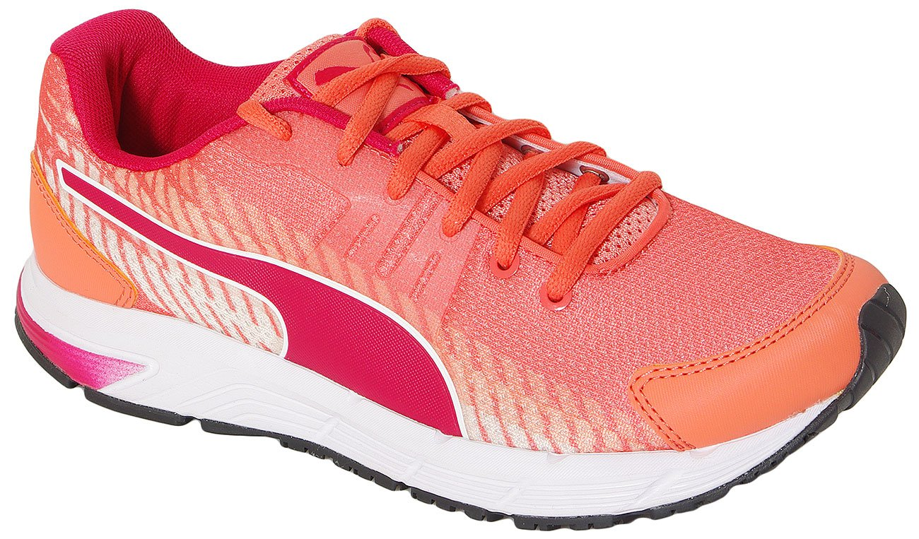 PUMA SEQUENCE V2 WN FLUO PEACH-ROSE RED-WH 188532 SNEAKERS
